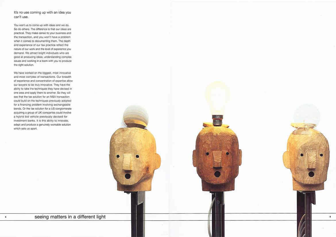 Heads/ Innovation