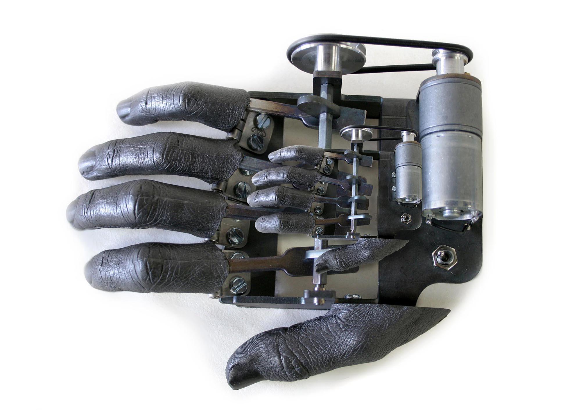 Big Hand/ Fingers Mk III